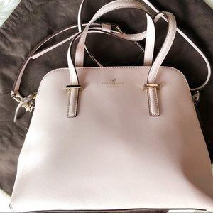 Kate Spade Crossbody Handbag Baby Pink